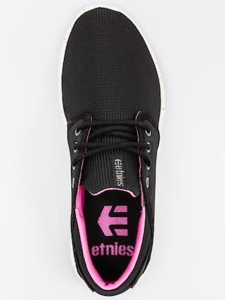 Buty Etnies Scout Wmn (black/black/pink)