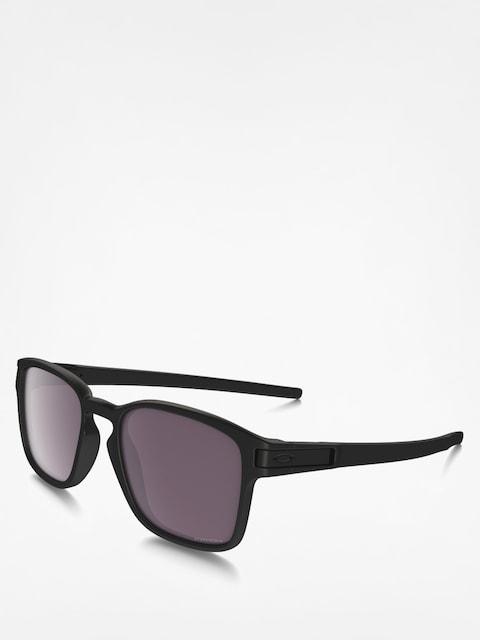 Okulary przeciwsłoneczne Oakley Latch SQ (matte black/prizm dail polarized)