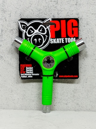 Klucz Pig Skate Tool (green)