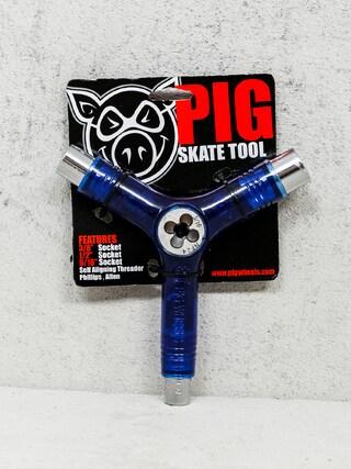 Klucz Pig Skate Tool (transparent blue)