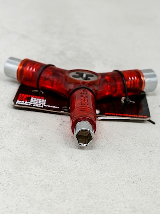 Klucz Pig Skate Tool (transparent red)