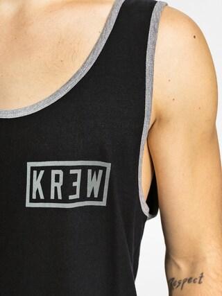Koszulka Kr3w Bold Locker Tank (black/grey heather)