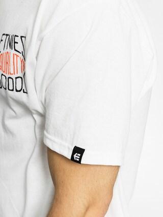 T-shirt Etnies Stammer (white)