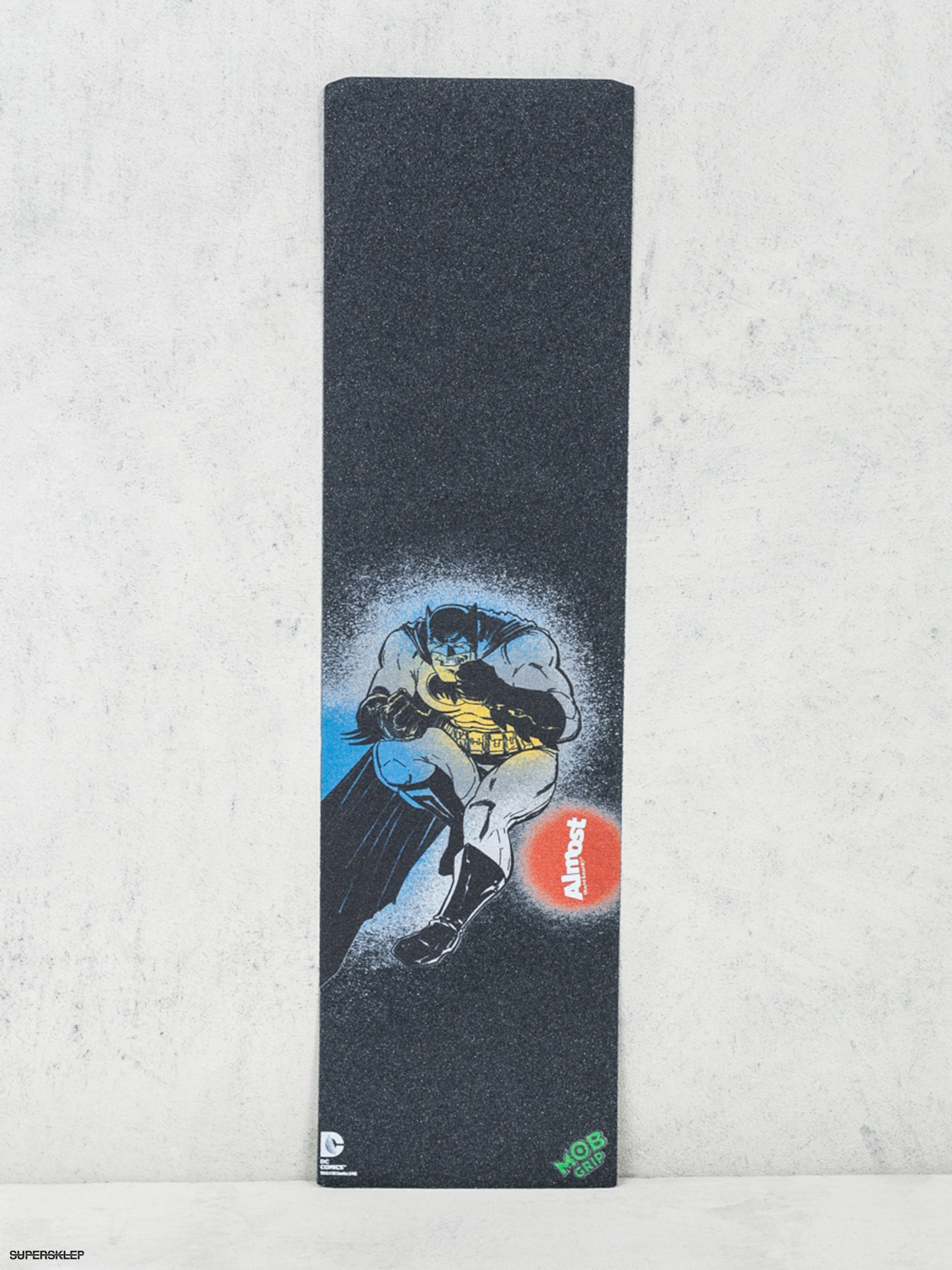 Papier Mob Skateboards Almost Dark Knight Returns