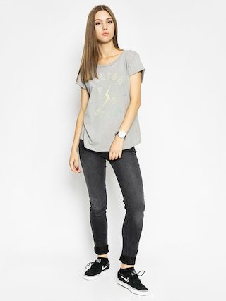 T-shirt Volcom Hit The Road Wmn (mtl)