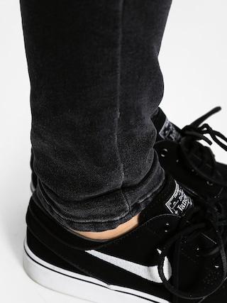 Spodnie Element Sticker Wmn (black wash)