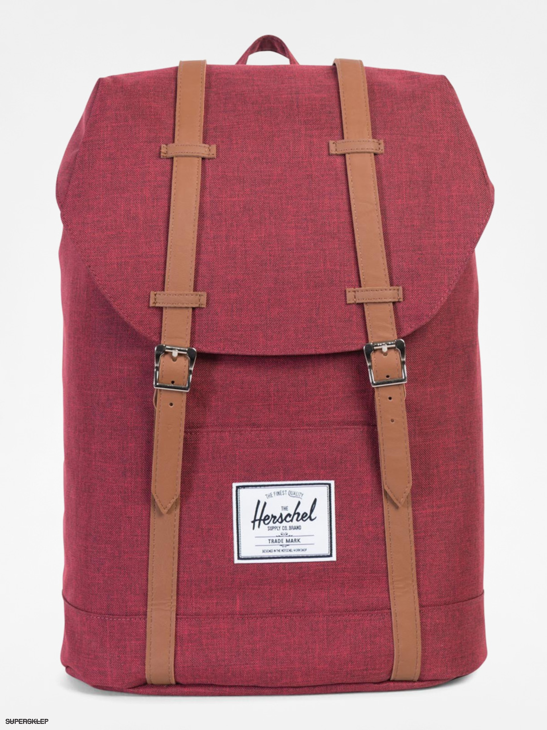 Plecak Herschel Supply Co. Retreat (winetasting crosshatch 22,5l)