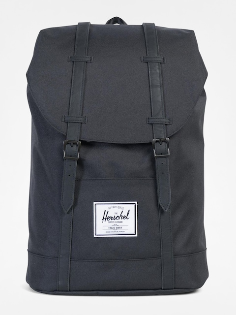 Plecak Herschel Supply Co. Retreat (black/black 22,5l)
