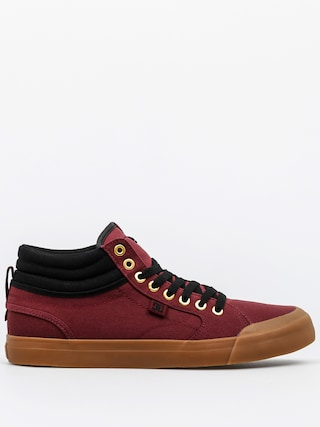 Buty DC Evan Smith Hi (burgundy)