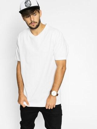 T-shirt Polar Skate Stroke Logo (white)