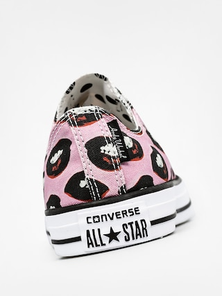 Trampki Converse Chuck Taylor All Star Ox (white/black/multi pink)