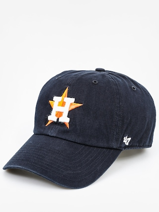Czapka z daszkiem 47 Brand Houston Astros ZD (washed black)