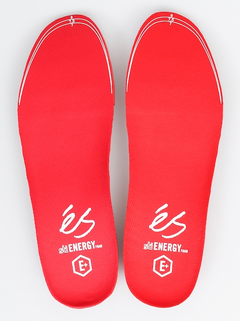 Wkładki Es Es Sti Energy Foam (red)