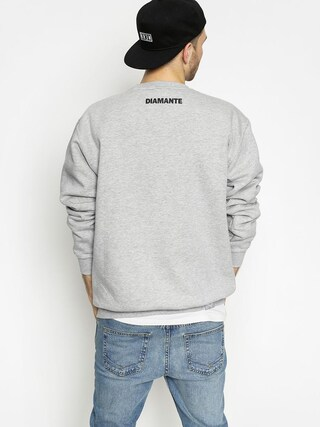 Bluza Diamante Wear Number 1 (grey)