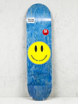 Deck Baker Andrew Reynolds Smiley (blue)