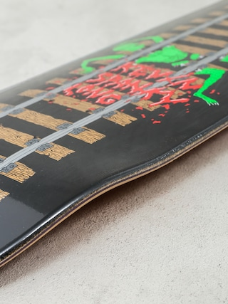 Deck Baker Kevin Long Train Tracks (black)
