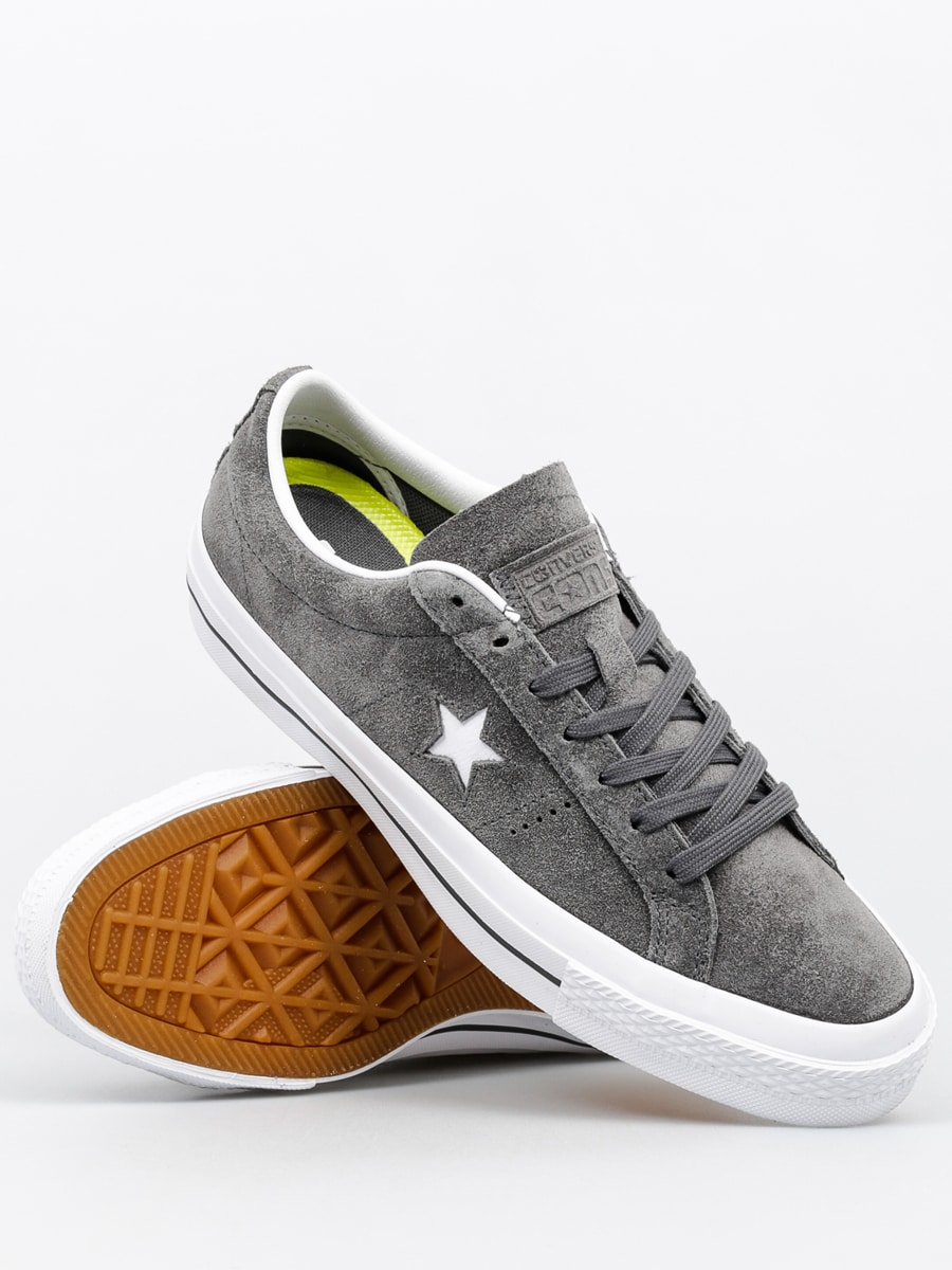 Buty Converse One Star Suede Ox (thunderwhitewhite)