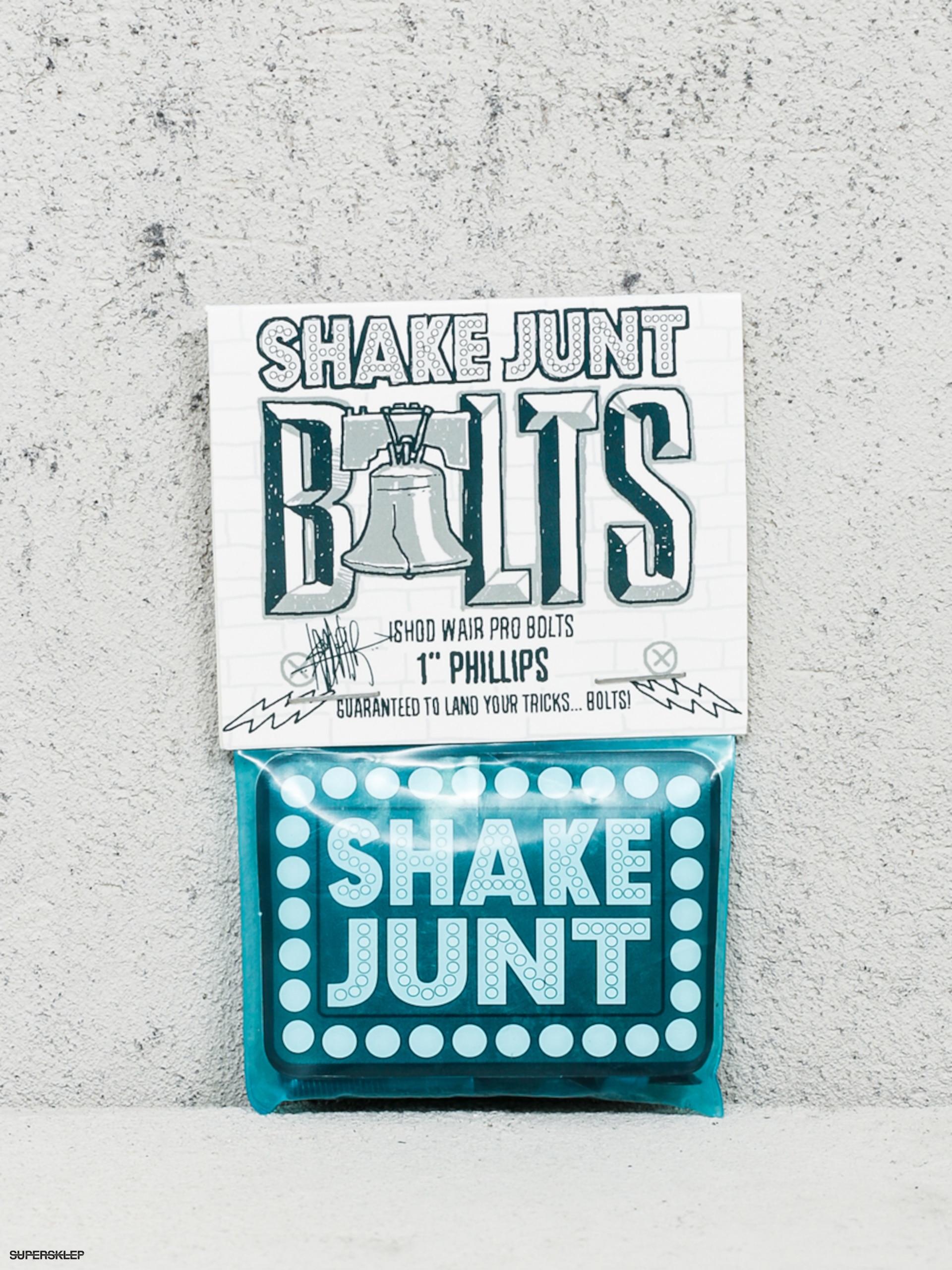 Montażówki Shake Junt Ishod Phillips (black/teal 1