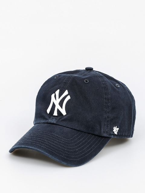 Czapka z daszkiem 47 Brand New York Yankees ZD (washed navy)