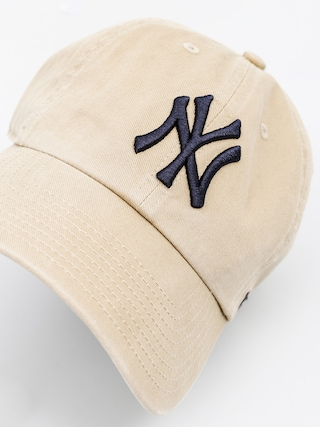 Czapka z daszkiem 47 Brand New York Yankees ZD (washed khaki)