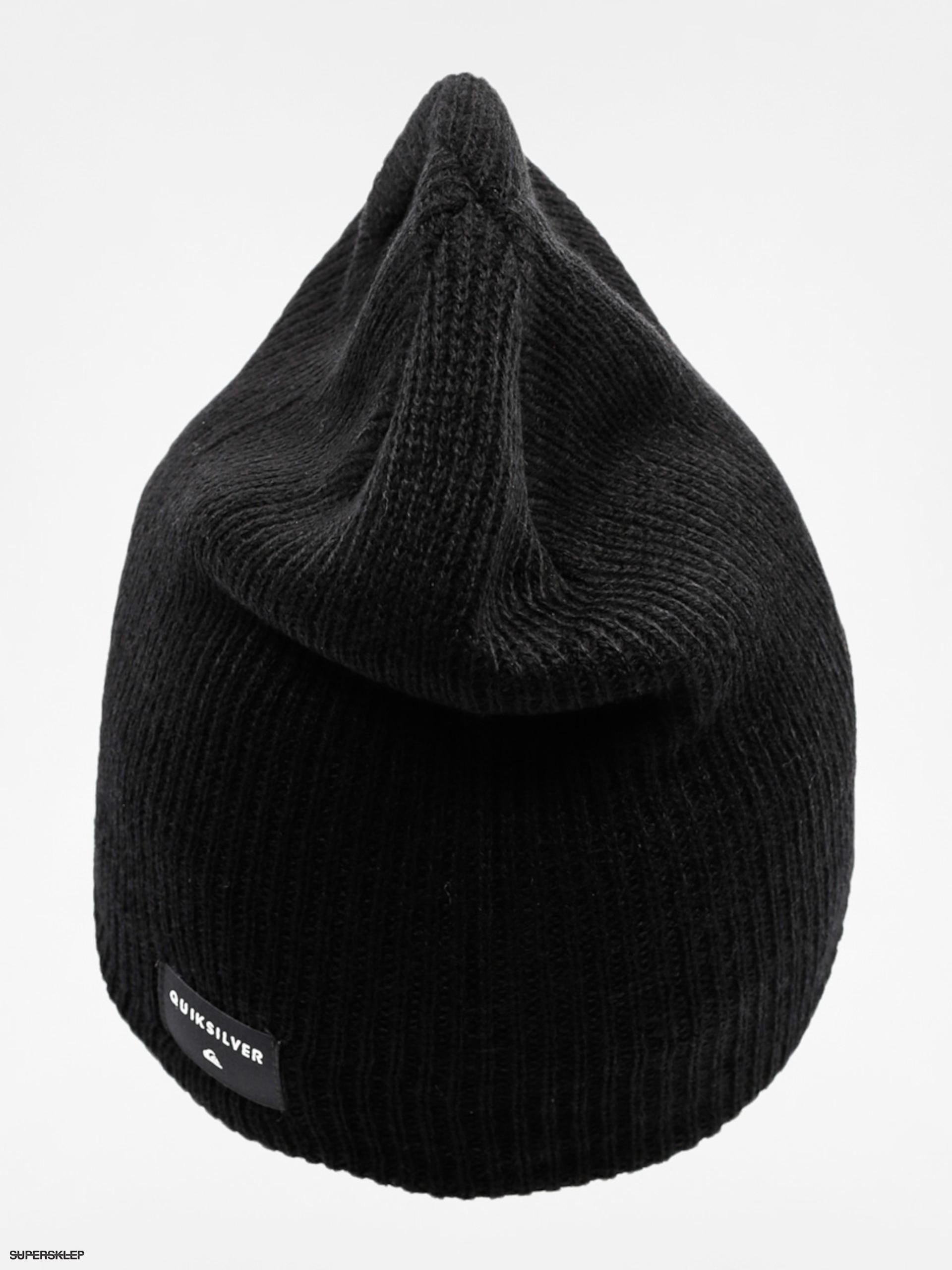 Czapka zimowa Quiksilver Cushy Beanie (black)