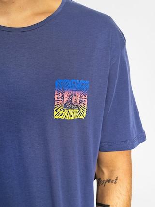 T-shirt Quiksilver Zuzu (navy)