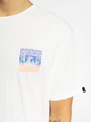 T-shirt Quiksilver Zuzu (snow white)