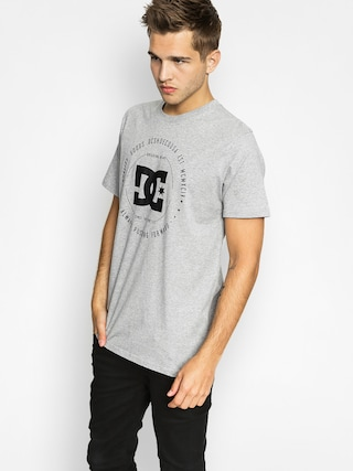 T-shirt DC Rebuilt 2 (heather grey/black)