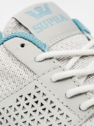 Buty Supra Scissor Wmn (light grey/aqua white)