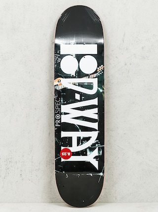 Deck Plan B Tunes D Way (black/white)