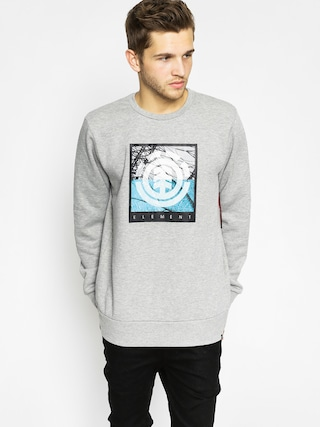 Bluza Element Flow Cr (grey heather)