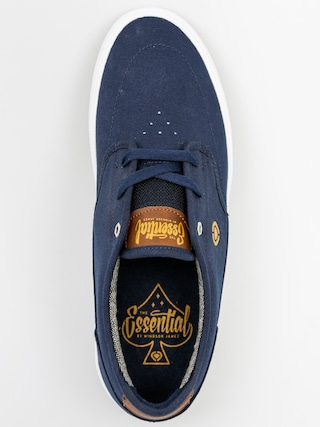 Buty Circa Essential (navy/gold)