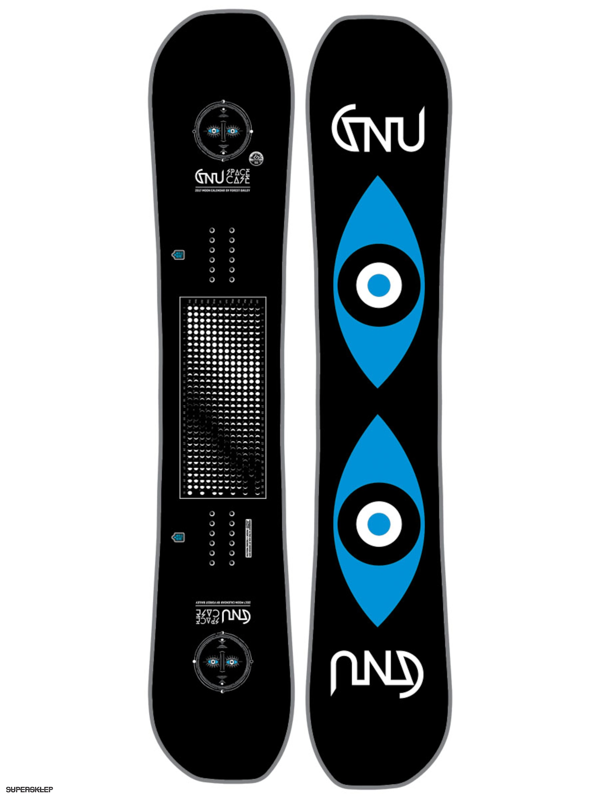 Deska snowboardowa Gnu FB Space Case AS