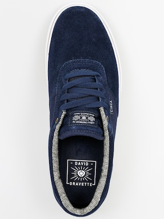 Buty Circa Gravette (dress blues/white)