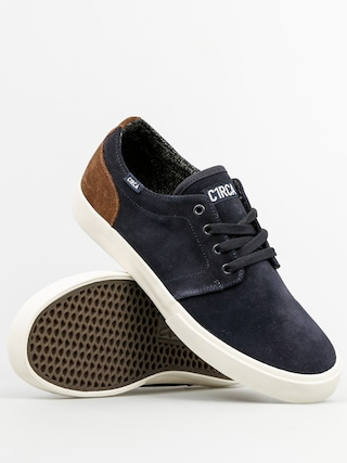 Buty Circa Drifter (dress blues/brown)
