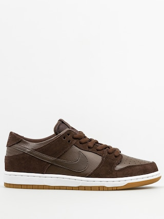 Buty Nike SB Dunk Low Pro Iw (baroque brown/baroque brown wh)