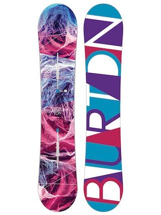 Deska snowboardowa Burton Feelgood Wmn (blue)