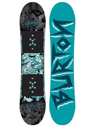 Dziecięca deska snowboardowa Burton Chopper (blue)