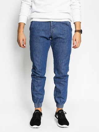 Spodnie Turbokolor Trainer Chino (denim blue)