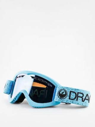 Gogle Dragon DXS (blue/blue steel)