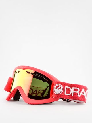 Gogle Dragon DX (red/red ion)
