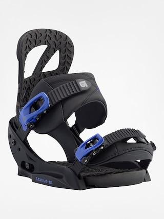 Wiązania snowboardowe Burton Scribe Est Wmn (black/lavender)