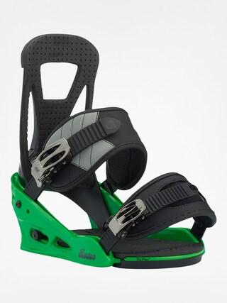 Wiązania snowboardowe Burton Freestyle (green)