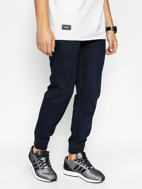 Spodnie Backyard Cartel Jogger Chino (dark navy)