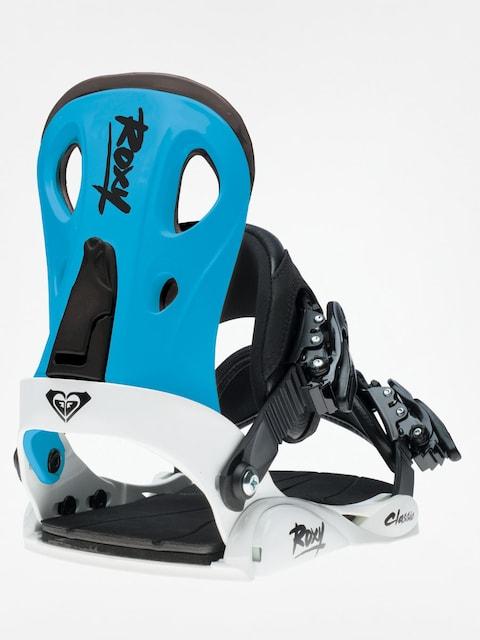 Wiązania snowboardowe Roxy Classic Wmn (wht)