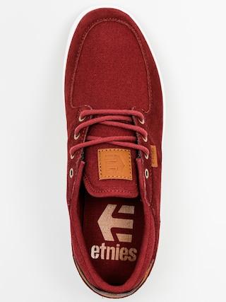 Buty Etnies Hitch (burgundy)