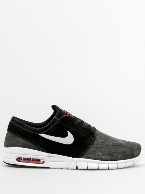 Buty Nike SB Stefan Janoski Max L (anthracite/pure platinum black)