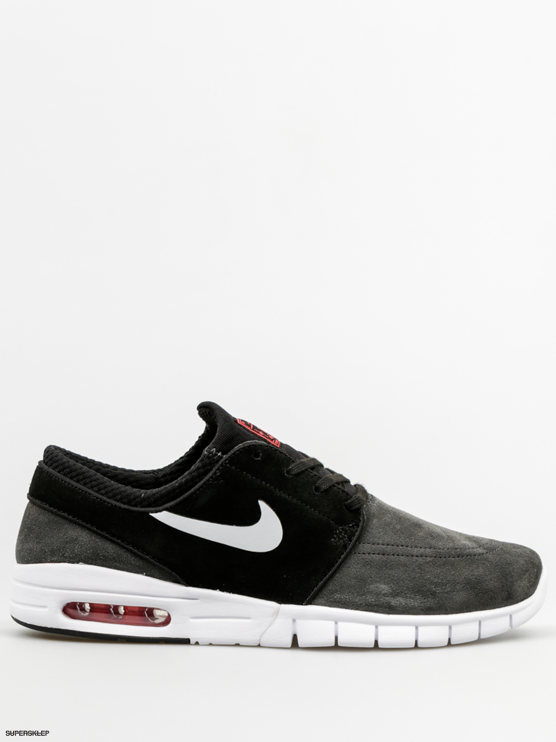Buty Nike SB Stefan Janoski Max L (anthracitepure platinum black)