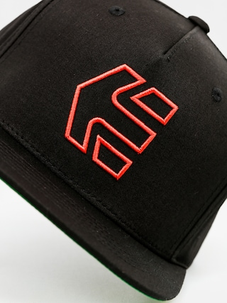 Czapka z daszkiem Etnies Icon 7 Snapback Hat ZD (black/red)