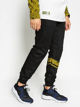 Spodnie Turbokolor Trainer Chino (black edelwe)